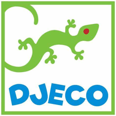 Logo Brettspieleverlag Djeco