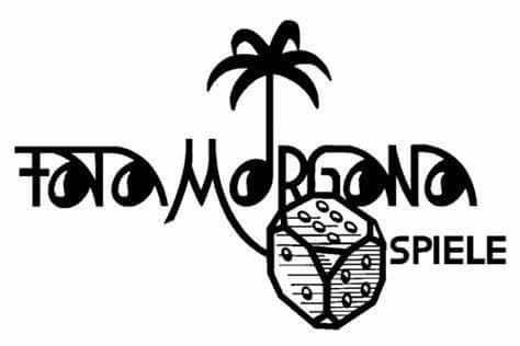 Logo Brettspieleverlag Fata Morgana Spiele