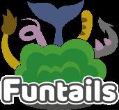 Logo Brettspieleverlag Funtails