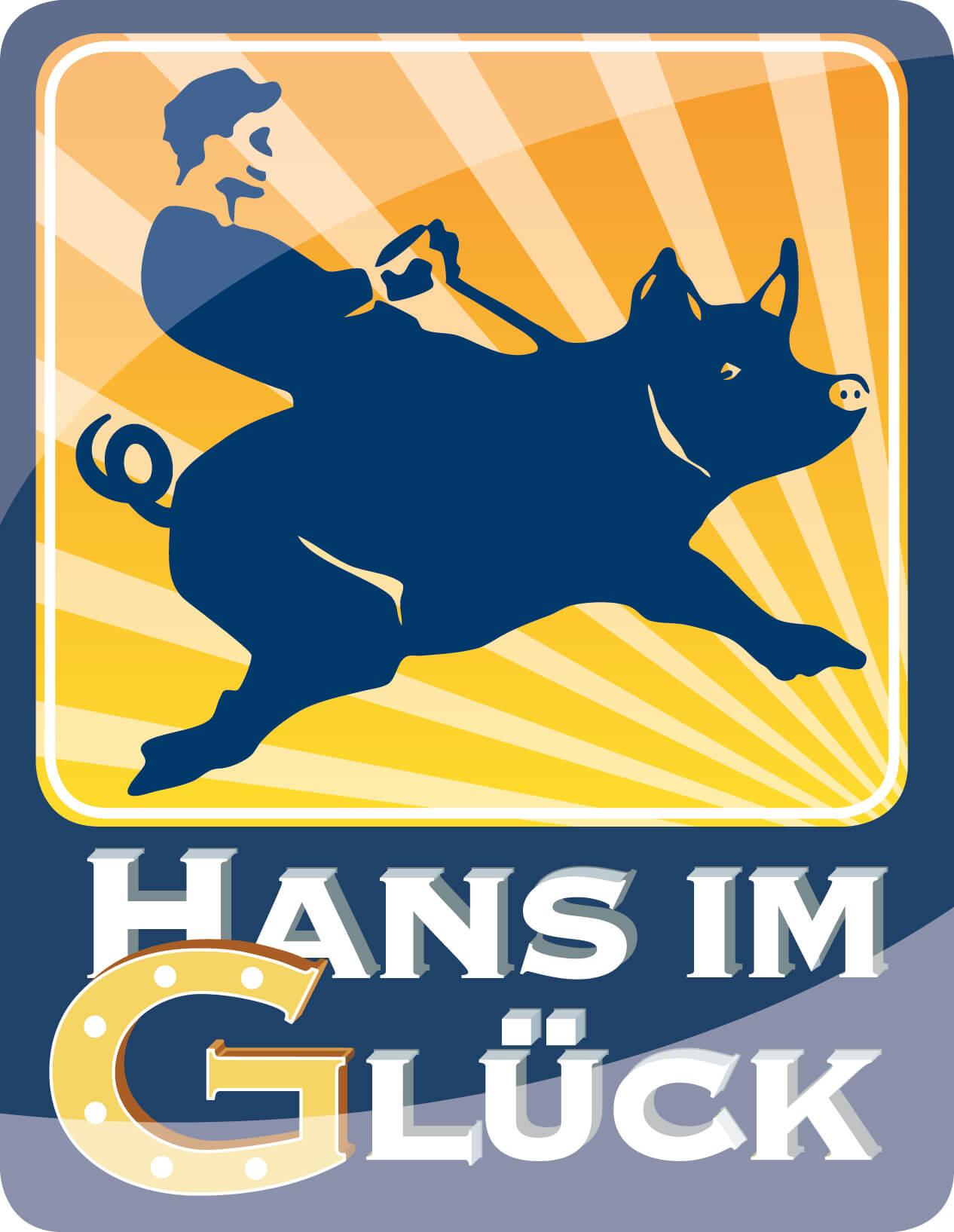 Logo Brettspieleverlag Hans im Glück
