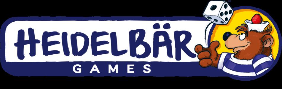 Logo Brettspieleverlag HeidelBÄR Games