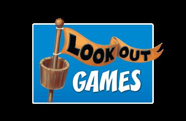 Logo Brettspieleverlag Lookout Games