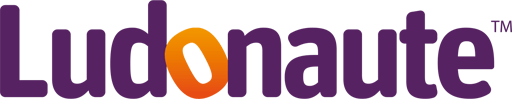 Logo Brettspieleverlag Ludonaute
