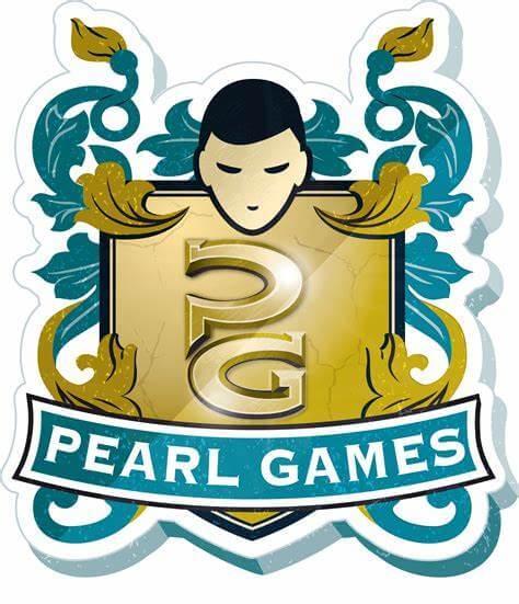 Logo Brettspieleverlag Pearl Games