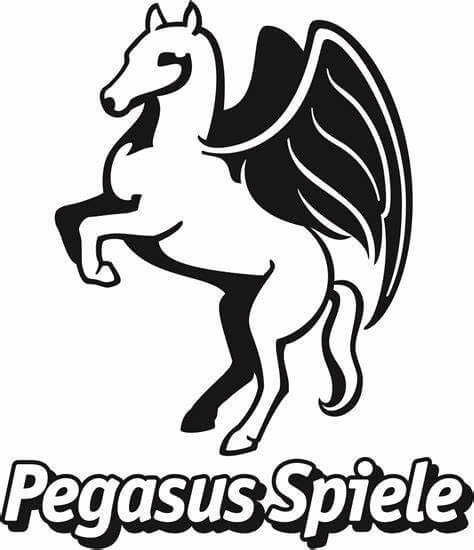 Logo Brettspieleverlag Pegasus Spiele