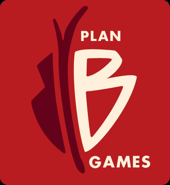 Logo Brettspieleverlag Plan B Games