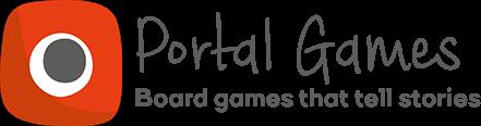 Logo Brettspieleverlag Portal Games