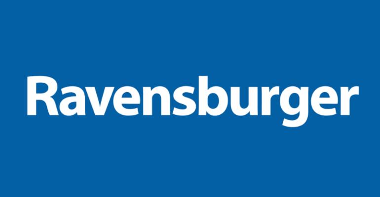Logo Brettspieleverlag Ravensburger