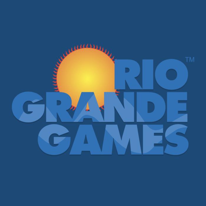 Logo Brettspieleverlag Rio Grande Games