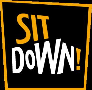 Logo Brettspieleverlag Sit Down!