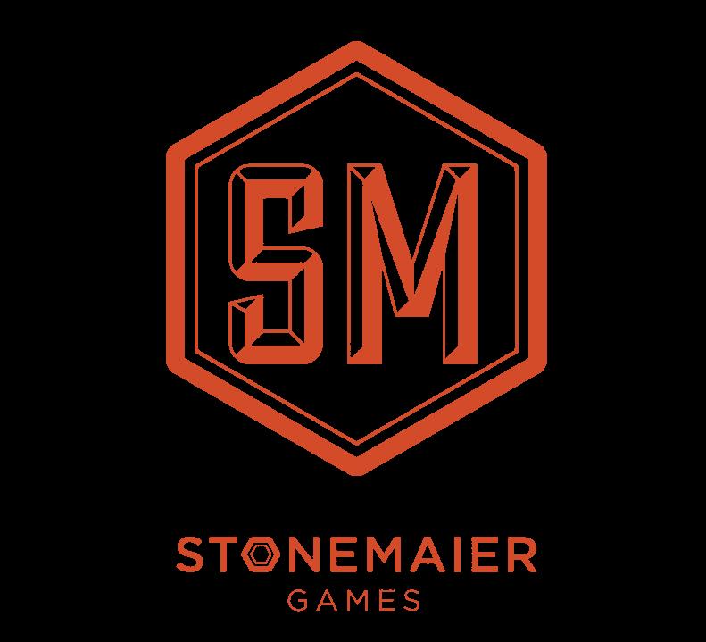 Logo Brettspieleverlag Stonemaier Games